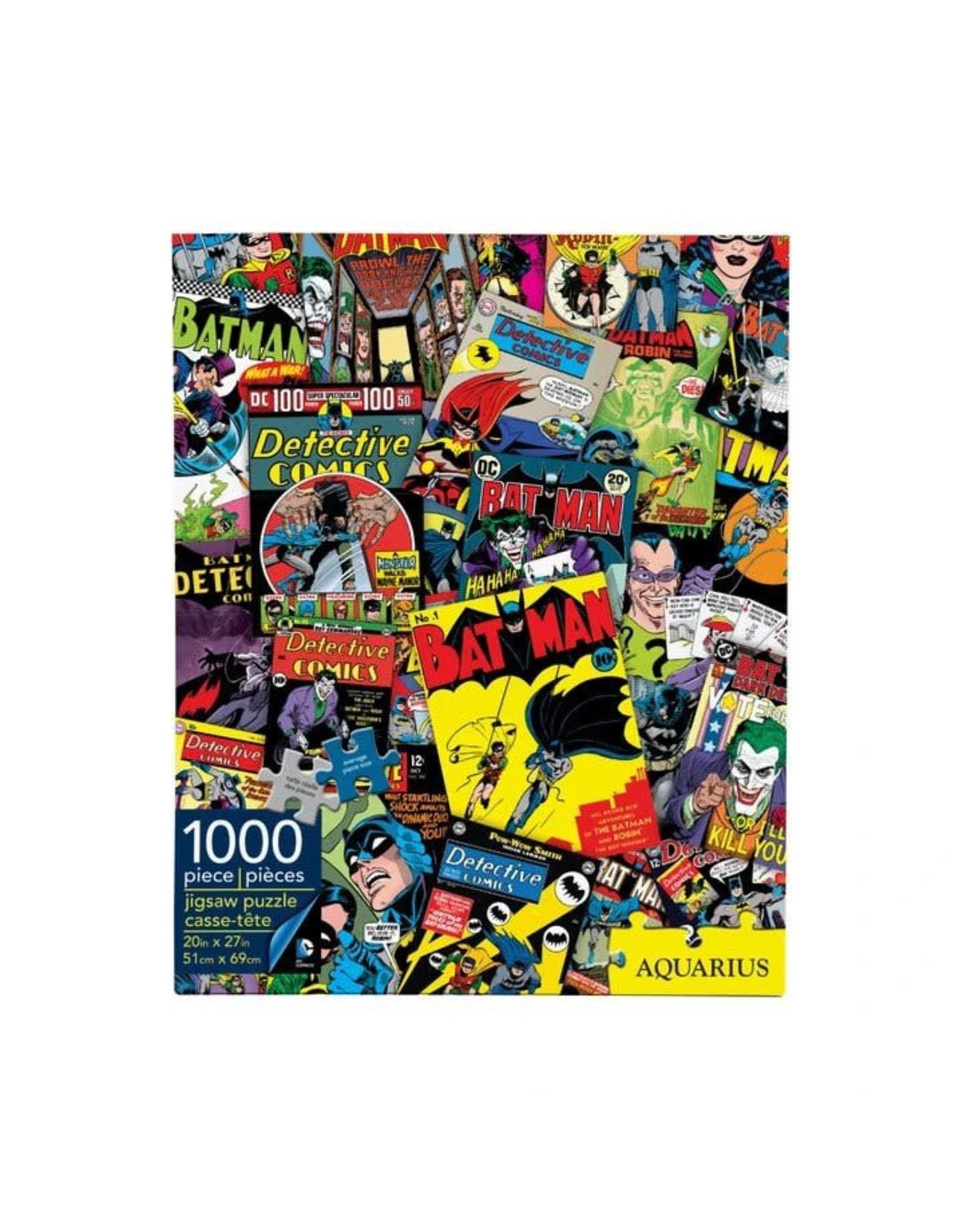 Aquarius Ent BATMAN Puzzle 1000P - Collage