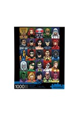 Aquarius Ent DC COMICS Puzzle 1000P - Faces