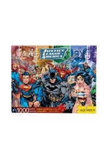 Aquarius Ent DC COMICS Puzzle 1000P - Justice League