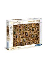 Clementoni HARRY POTTER Impossible Puzzle 1000P
