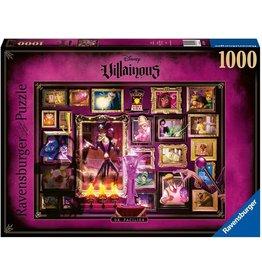 Ravensburger VILLAINOUS Puzzle 1000P - Princess and the Frog: Dr. Facilier