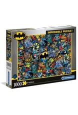Clementoni BATMAN Impossible Puzzle 1000p