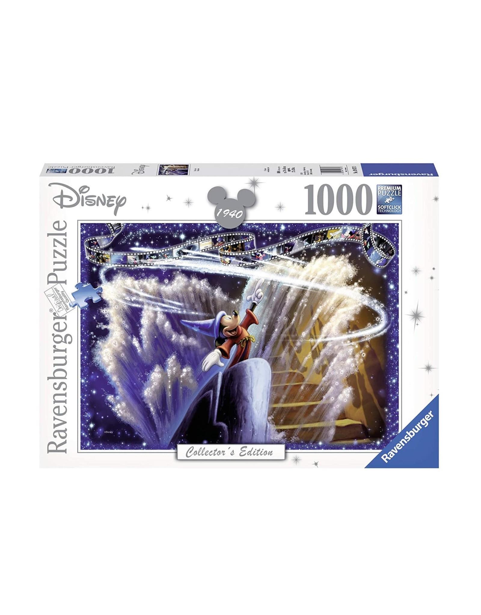 Ravensburger FANTASIA Puzzle 1000P - Collector's Edition