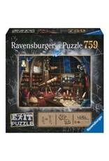 Ravensburger ESCAPE Puzzle 759P - 07 Observatorium
