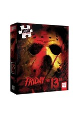 USAopoly FRIDAY THE 13TH Puzzle 1000P