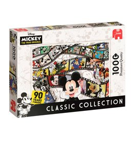 Jumbo DISNEY CLASSIC COLLECTION Puzzle 1000P - Mickey 90th