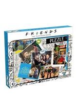 FRIENDS Puzzle 1000P - Scrapbook