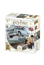 HARRY POTTER Lenticular Puzzle 500P - Ford Anglia