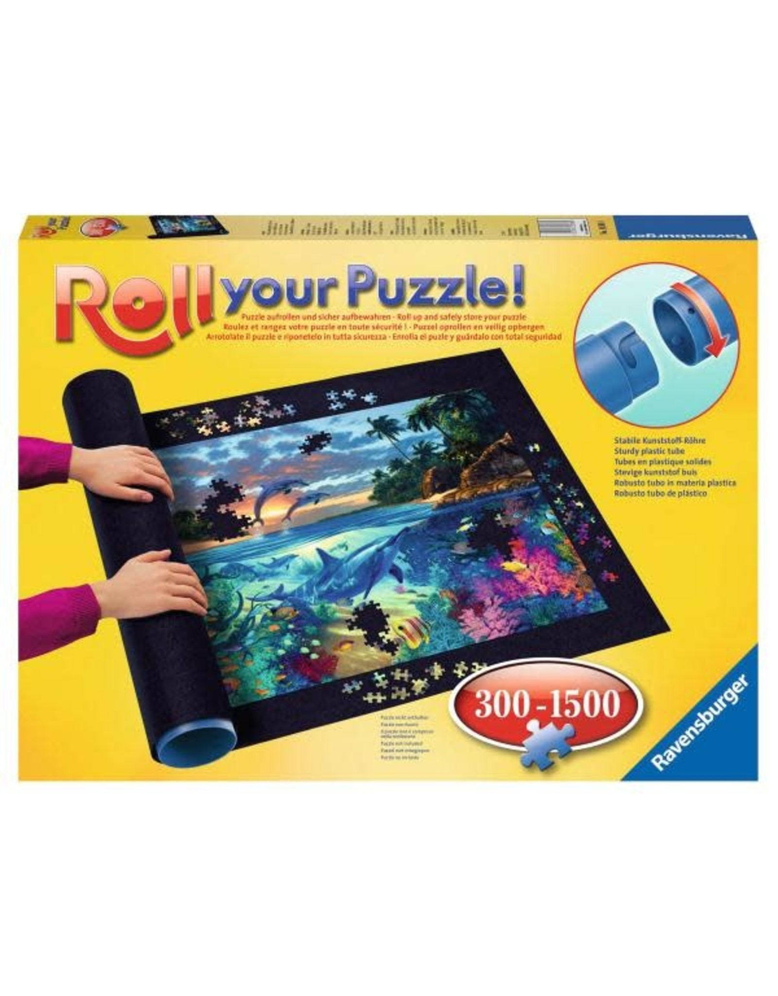 Roll Your Puzzle 300 - 1500pc