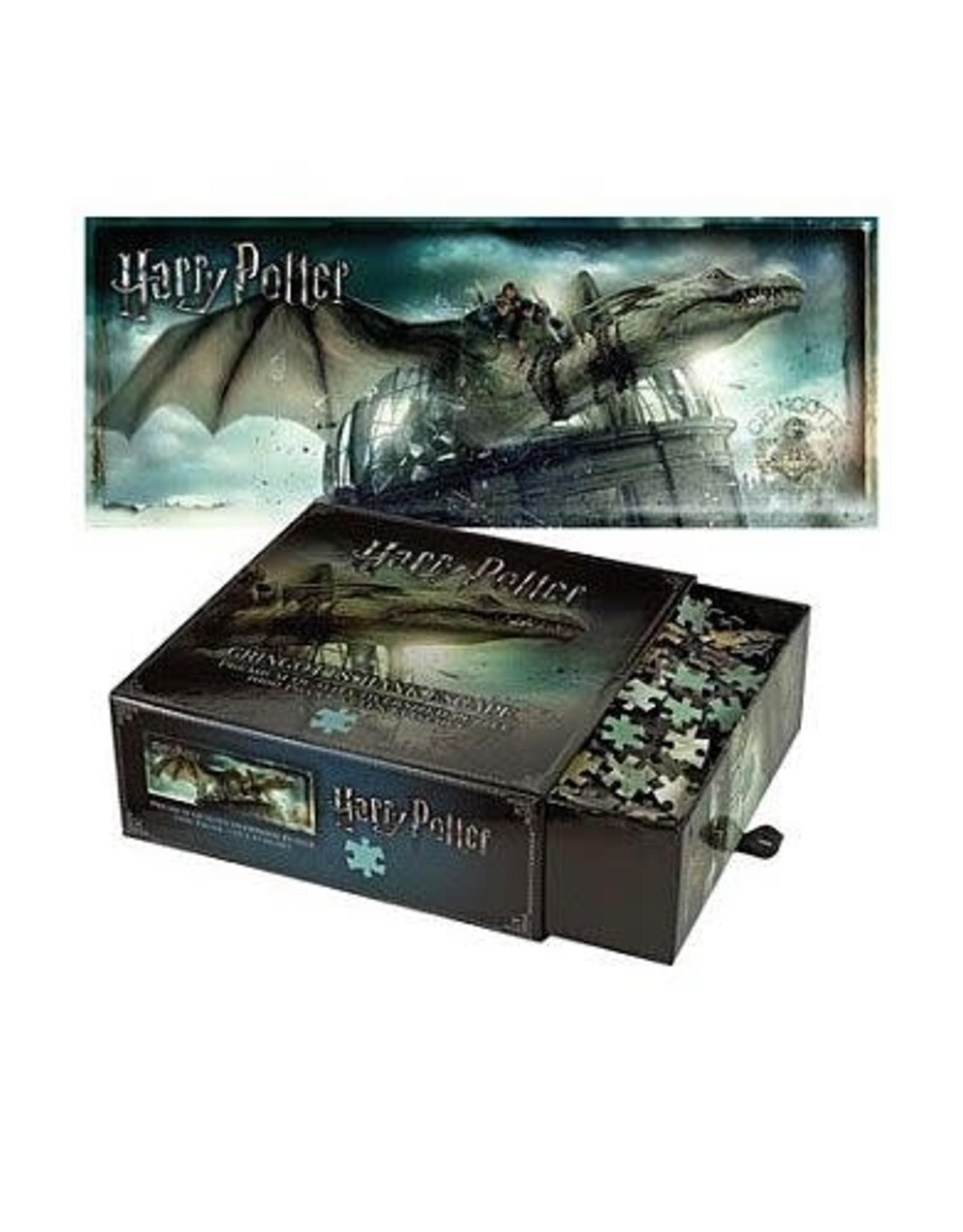 Noble Collection HARRY POTTER Puzzle 1000P - Gringotts Bank Escape