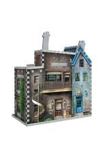 Wrebbit Puzzles HARRY POTTER 3D Puzzle  295P - Ollivander and Scribbulus Shop