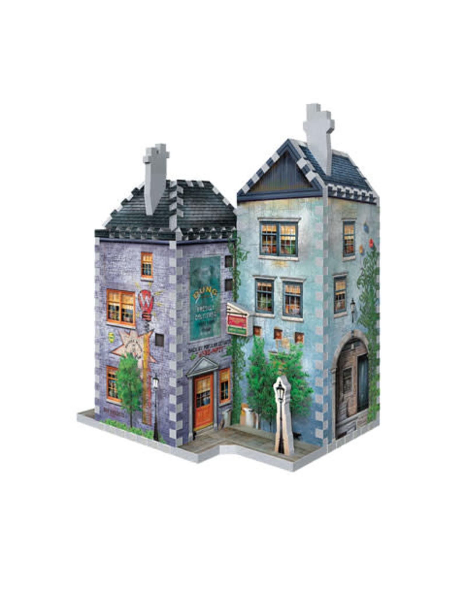 Wrebbit Puzzles HARRY POTTER 3D Puzzle 285P - Weasleys Wizard Wheezes