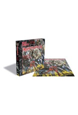 PHD Merchandise IRON MAIDEN Rock Saws Jigsaw Puzzle 1000P - The Number Of The Beast