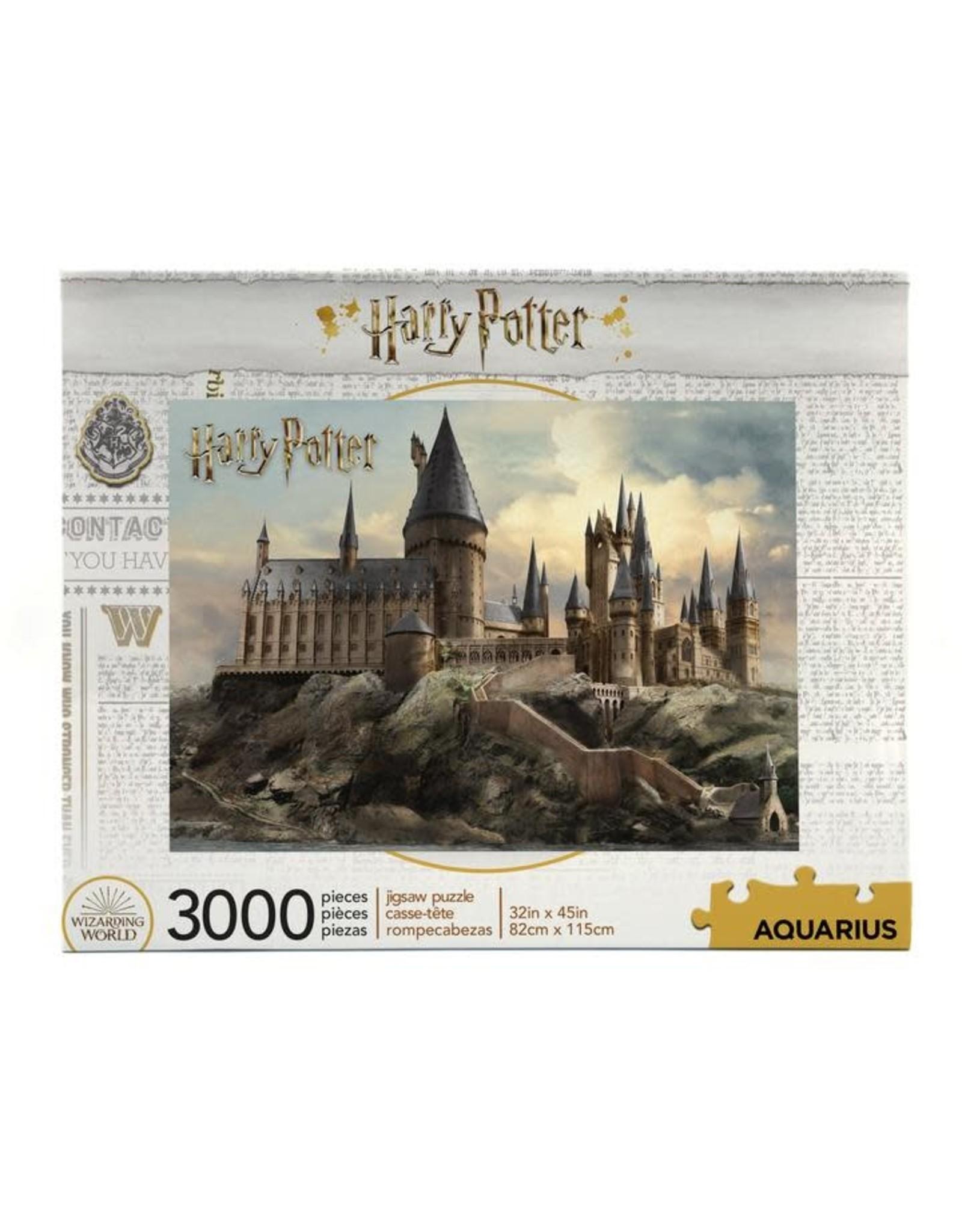 Aquarius Ent HARRY POTTER Puzzle 3000P - Hogwarts