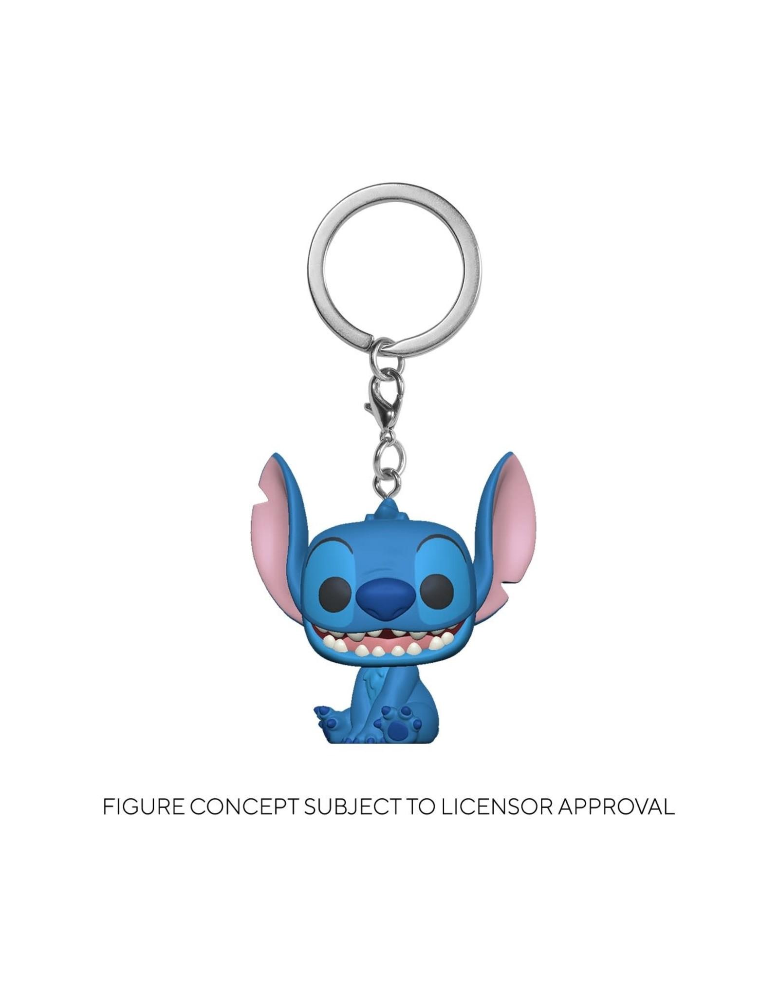 Funko LILO & STITCH Pocket POP! 4cm - Stitch Seated