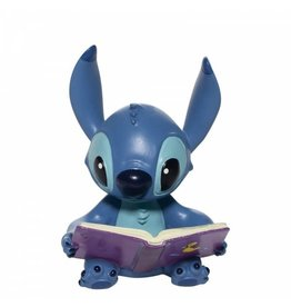 LILO & STITCH Figure 6cm x 6cm x 9cm -  Stitch Book