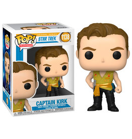 Funko STAR TREK POP! N° 1138 - Kirk Mirror Mirror Outfit