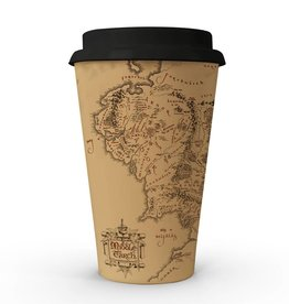 SD Toys LORD OF THE RINGS 20th Anniversary Coffee Mug - Middle Earth