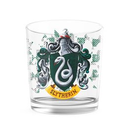 SD Toys HARRY POTTER Glass - Slytherin