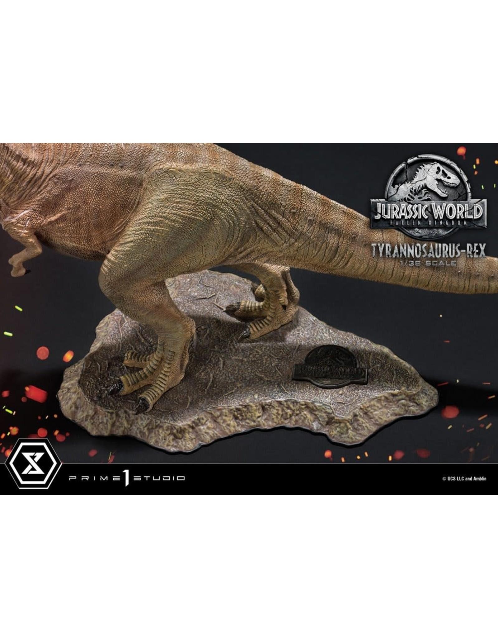Prime 1 Studio JURASSIC WORLD: Fallen Kingdom Prime Collectibles PVC Statue 1/38 23cm - Tyrannosaurus-Rex