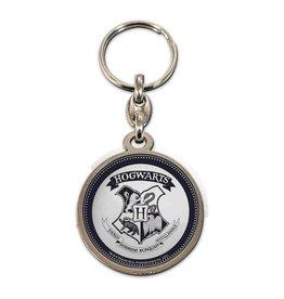 HARRY POTTER Metal Keychain - Hogwarts Shield