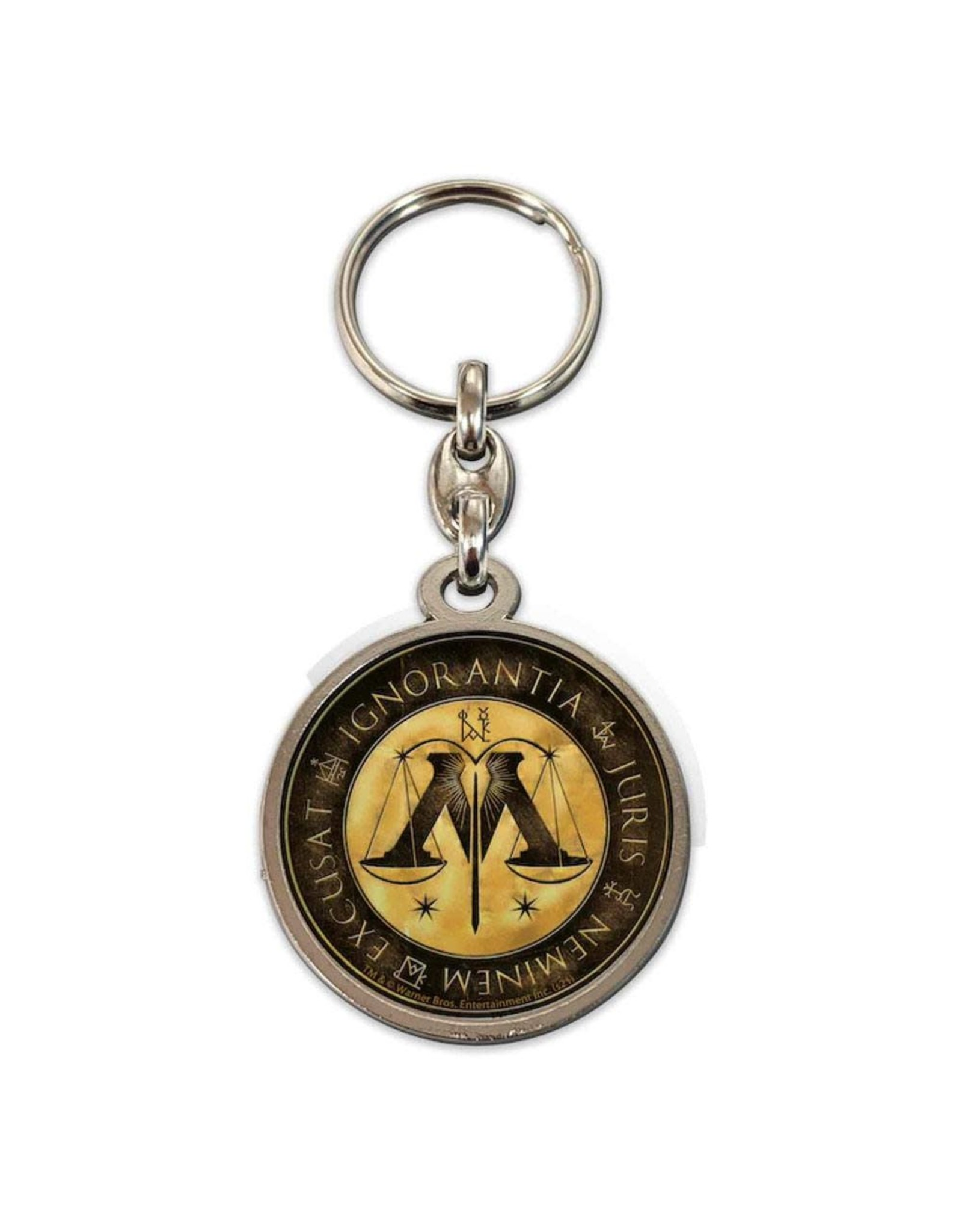 HARRY POTTER Metal Keychain - Ministry of Magic