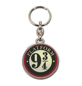 HARRY POTTER Metal Keychain - Platform 9 3/4