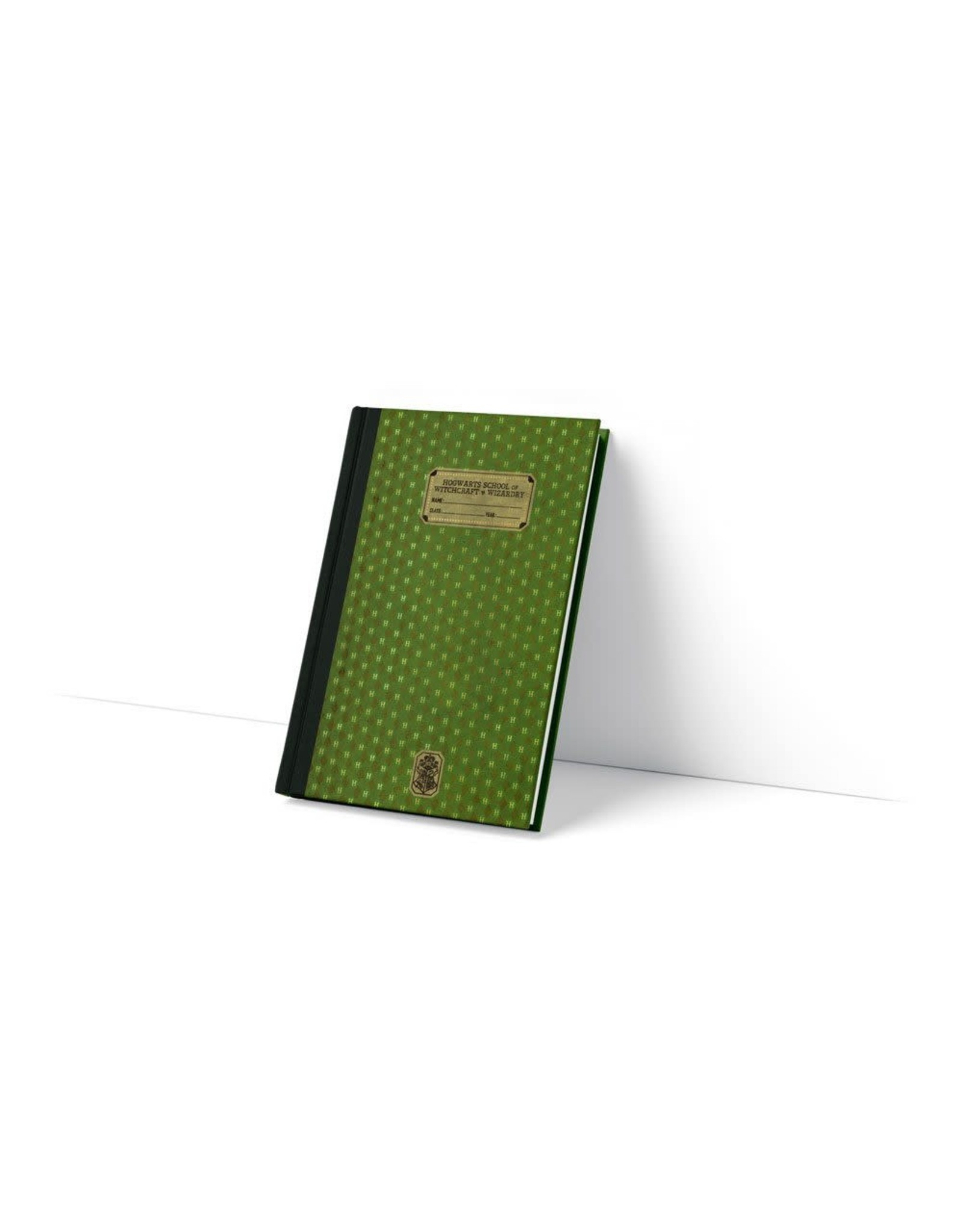 SD Toys HARRY POTTER Premium Notebook  - 1910 Slytherin Exercise Book