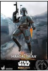 Hot Toys STAR WARS  Action Figure 1/6  Scale 30cm - The Mandalorian: Death Watch Mandalorian