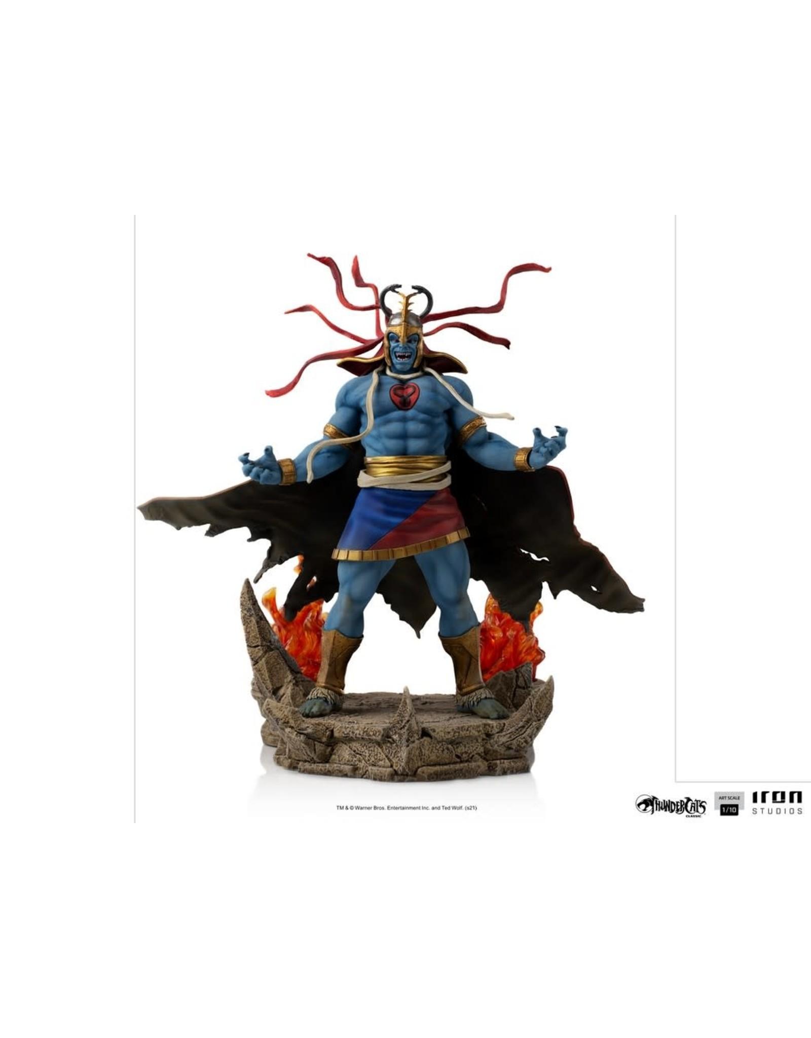 Iron Studios THUNDERCATS Resin statue BDS Art  - Mumm-Ra