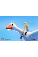 LMZ Collectibles THE WONDERFUL ADVENTURES OF NILS ANIMATED! Statue 15cm - Nils Holgersson