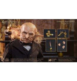 Star Ace Toys HARRY POTTER My Favourite Movie 1/6 Scale Model - Gringotts Head Goblin