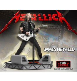 Knucklebonz METALLICA Rock Iconz Statue James Hetfield Limited Edition 22 cm