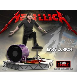 Knucklebonz METALLICA Rock Iconz Statue Lars Ulrich Limited Edition 22 cm