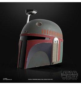 Hasbro STAR WARS Black Series Electronic Helmet - Boba Fett (The Mandalorian version)