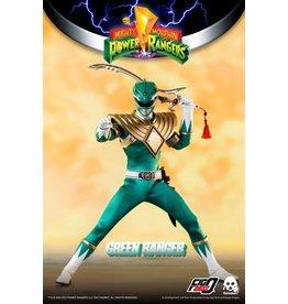 ThreeZero MIGHTY MORPHIN POWER RANGERS FigZero Action Figure 1/6 30cm - Green Ranger