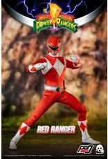 ThreeZero MIGHTY MORPHIN POWER RANGERS FigZero Action Figure 1/6 30cm - Red Ranger