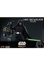 Hot Toys STAR WARS Deluxe 1:6  Scale Figure - The Mandalorian: Luke Skywalker