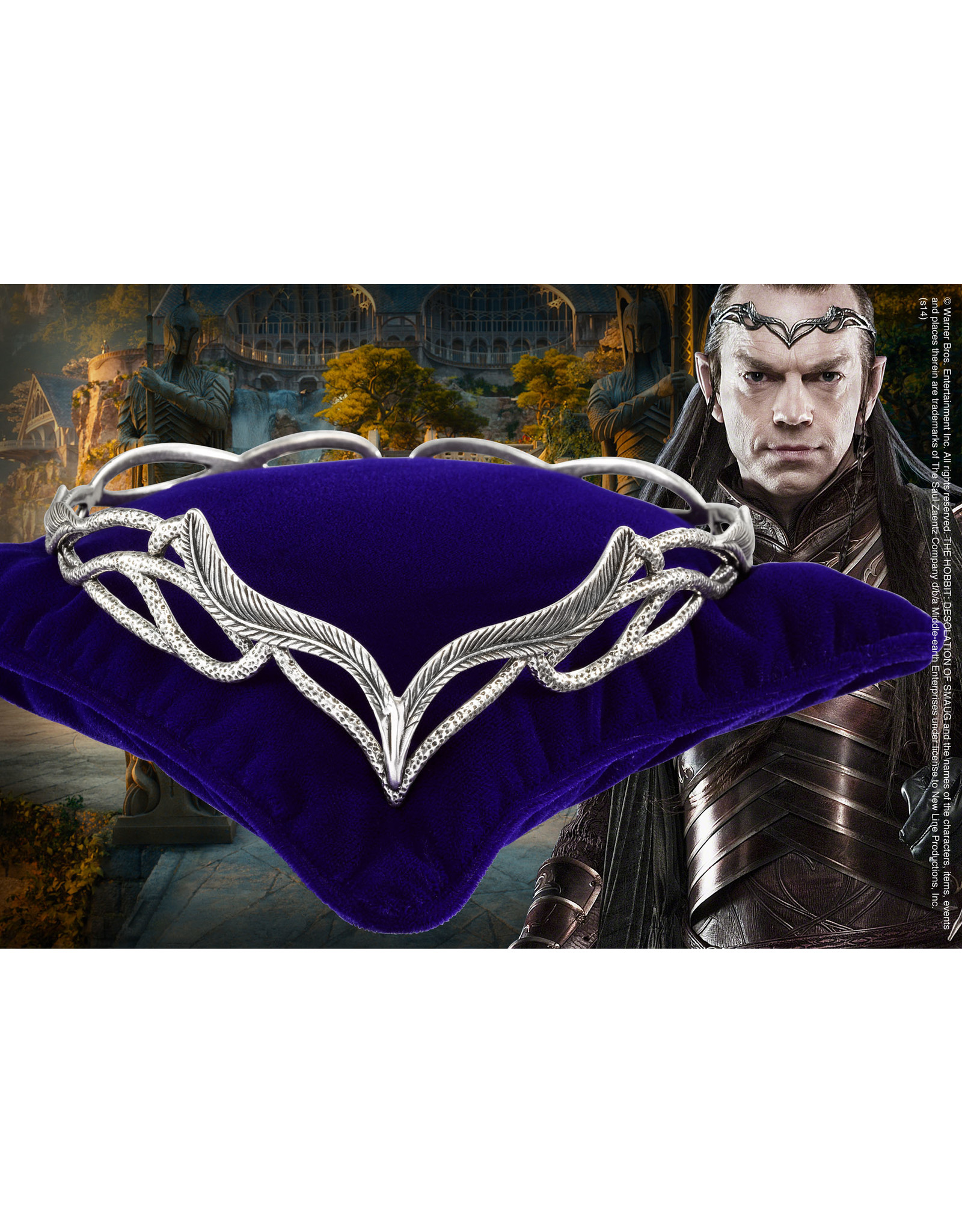 Noble Collection THE HOBBIT - The Headdress of Elrond