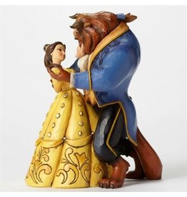 Disney BEAUTY AND THE BEAST Traditions 23cm - Dancing Couple (25 years)