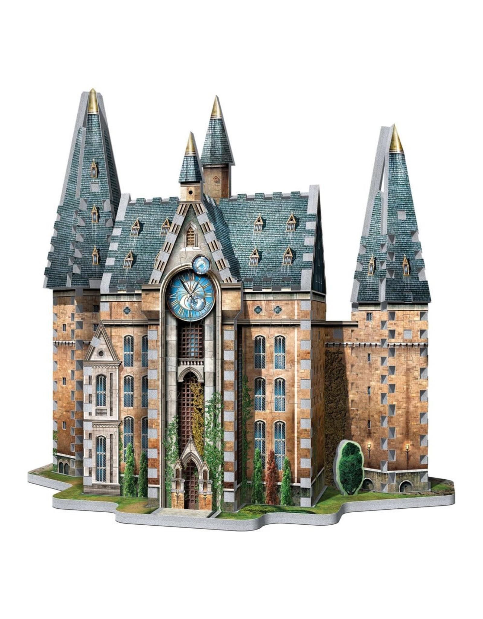 Wrebbit Puzzles HARRY POTTER 3D Puzzle  420P - Clock Tower
