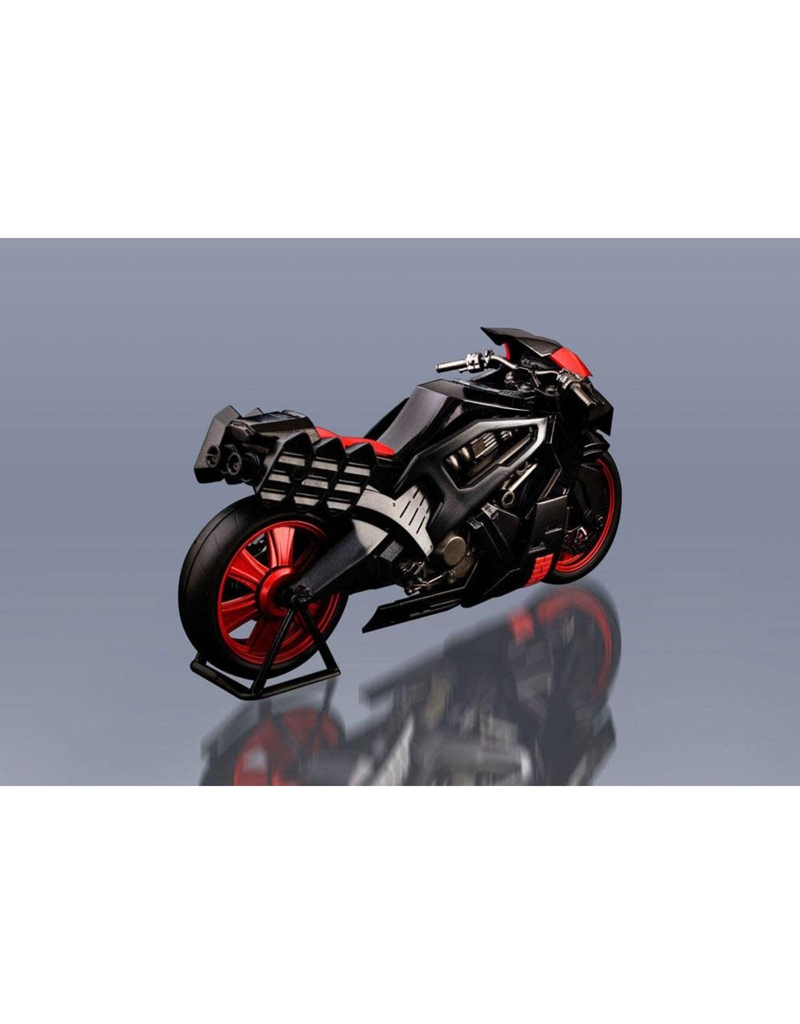Flame Toys GI JOE Furai Model Plastic Model Kit 15cm - Speed Cycle