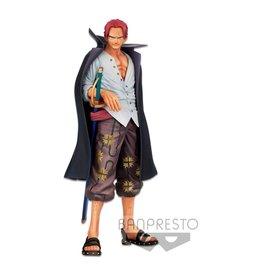 Banpresto ONE PIECE Chronicle Master Stars Piece PVC Statue 26cm - The Shanks
