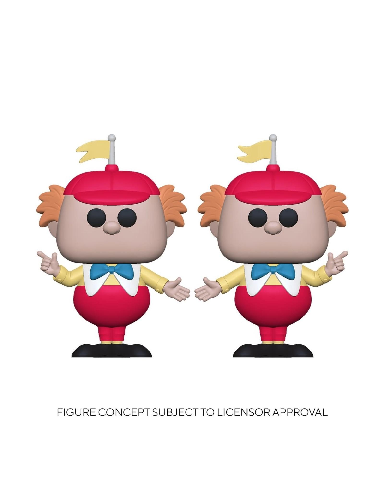 Funko ALICE IN WONDERLAND 70TH POP! N° - Tweedle Dee and Tweedle Dum 2-Pack