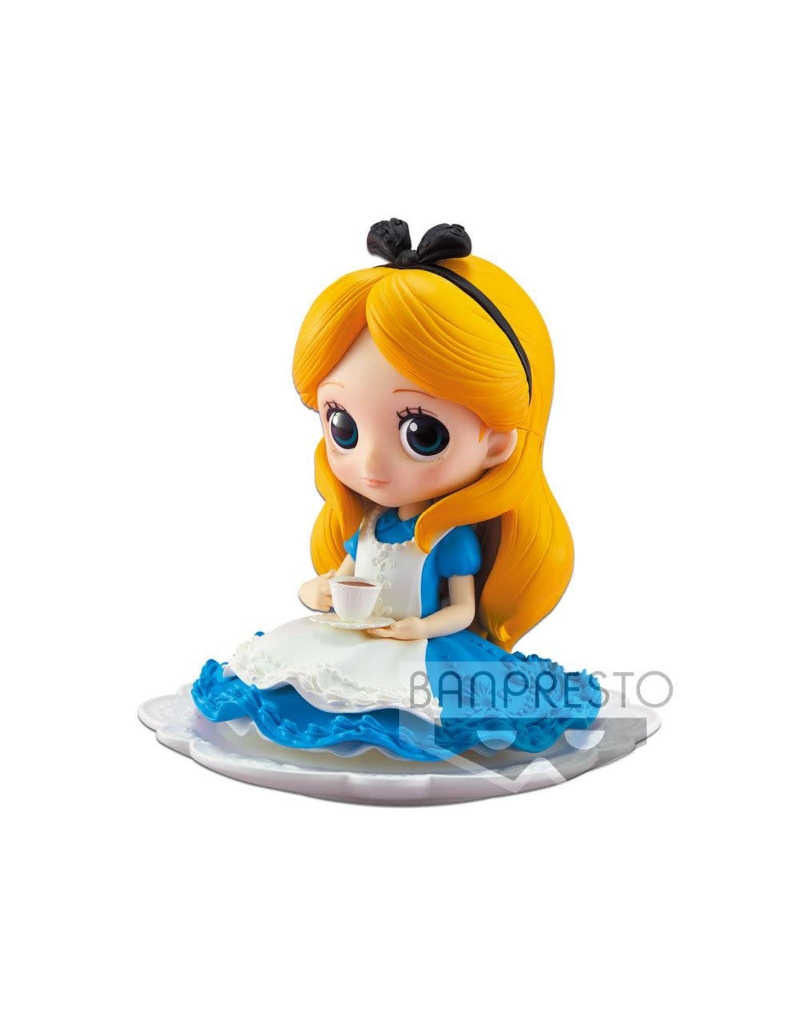 Banpresto ALICE Q Posket SUGIRLY 9cm - Alice Normal Color