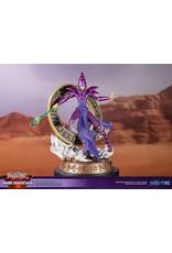 First 4 Figures YU-GI-OH PVC Statue 35cm - Dark Magician Purple Variant