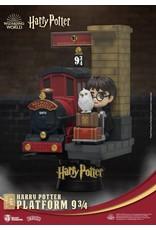 Beast Kingdom HARRY POTTER D-Stage Diorama 15cm -  Platform 9 3/4 (Closed Box)