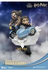 Beast Kingdom HARRY POTTER D-Stage Diorama 15cm -  Hagrid & Harry