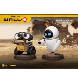 Beast Kingdom WALL-E Mini Egg Attack Figures 2-Pack 8cm - Wall-E & Eve