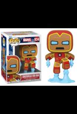 Funko MARVEL HOLIDAY POP! N° 934 - Gingerbread Iron Man